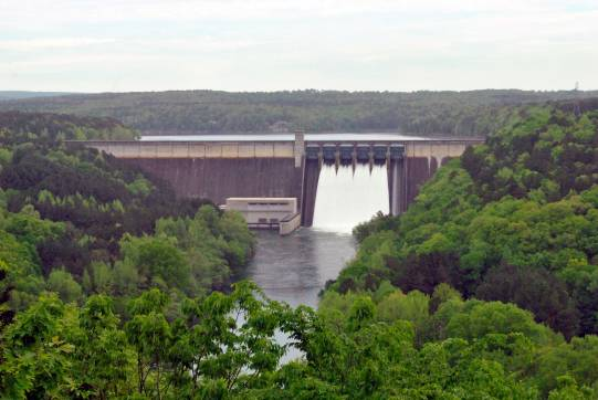 GreersFerry-Dam