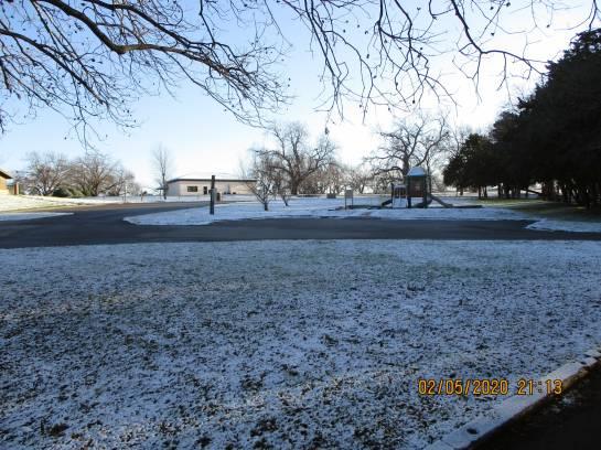 SnowInCampground